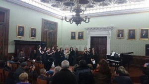 Concerto conclusivo degli allievi di canto lirico della Master Class