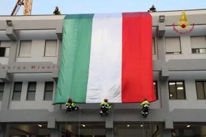 Inaugurati i nuovi locali della sede centrale del Comando Provinciale Vigili del Fuoco di Reggio Calabria