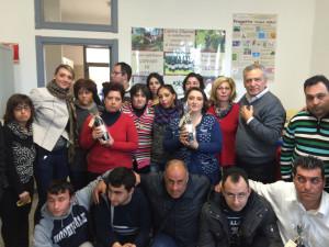 """Montepaone Lido, presentato il vino prodotto con il progetto """"Giovani in Campagna"""""""