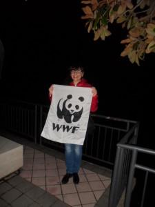 Earth Hour, luci spente anche a Gagliato