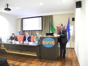 Il presidente della Provincia Bruno all'assemblea provinciale Avis, presentata la nuova autoemoteca