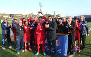 Coppa Calabria per Rappresentativa: Cosenza vince con i Giovanissimi, Locri trionfa con gli Allievi
