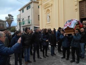 Forza Nuova Calabria: L'ultimo saluto al camerata Felice Sidari
