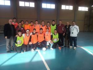 3° Torneo delle Regioni giovanile di futsal nelle Marche, pronte le rappresentative calabresi Allievi e Giovanissimi
