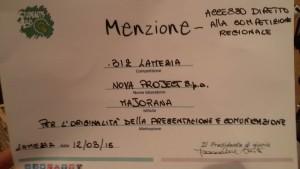 """Girifalco – Il laboratorio d'impresa """"Nova Project"""" vince il premio nella categoria """".biz"""""""