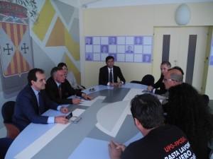Iniziativa della Federazione provinciale Pd alla presenza del vice ministro dell'interno Bubbico