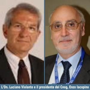 FPC, i giornalisti calabresi incontrano l'On. Luciano Violante