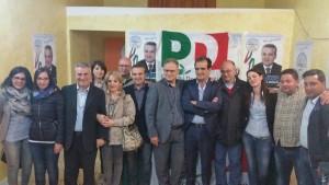 """Enzo Bruno e Tonino Scalzo all'iniziativa elettorale di """"Solo Girifalco"""""""