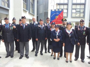"""ANC """"Arruzzo"""" alla festa dell'Arma dei Carabinieri"""