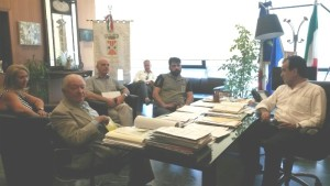 Politiche attive del lavoro, riunione in Provincia tra presidente Bruno e sindacati